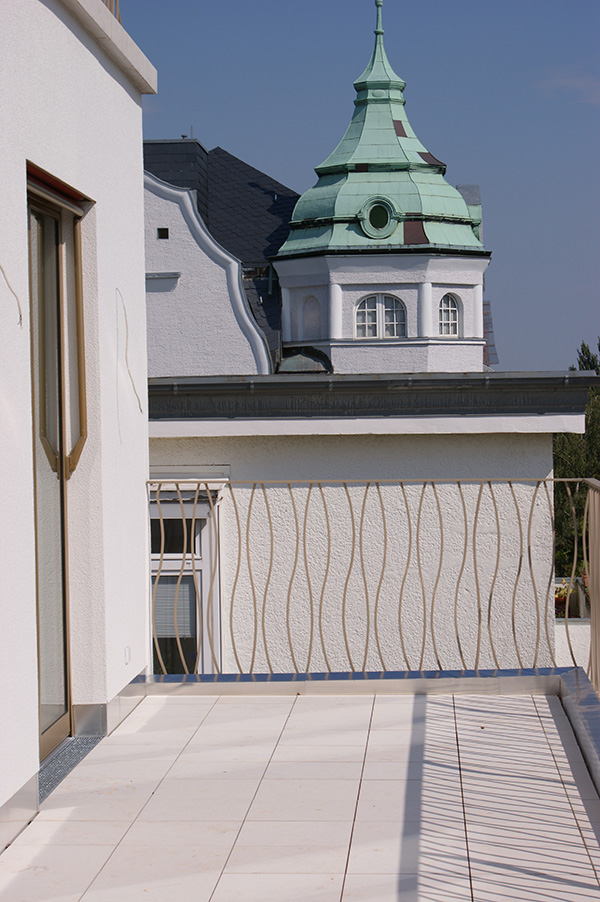 Auguste Viktoria Strasse 7 - Terrasse