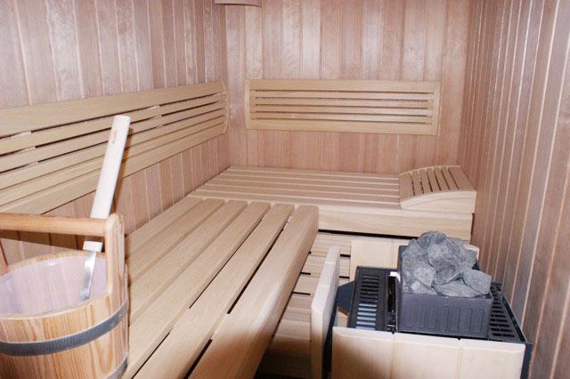 Haus Cumberland Sauna