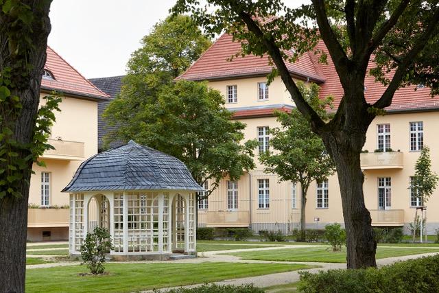 Wiltbergstraße 50 Garten