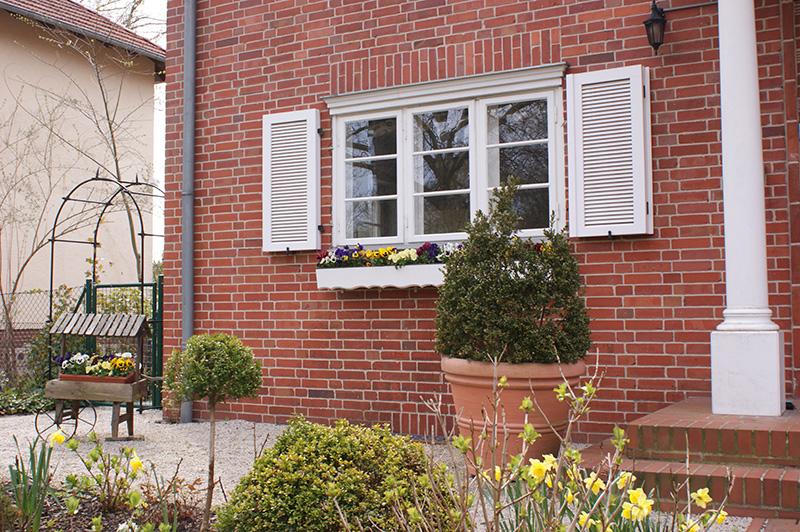 Garystrasse 7 Dahlem - Vorgarten