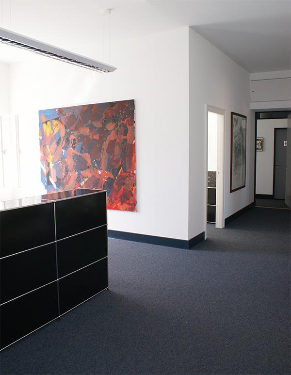 Geisbergstrasse 39 Schoeneberg - Empfang