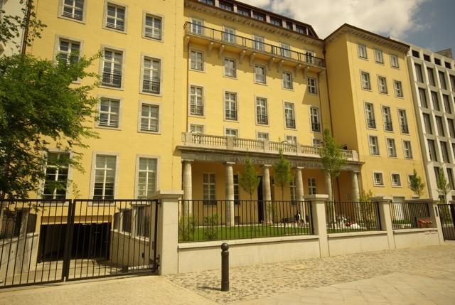 Ottilie-von-Hansemann-Haus Frontansicht