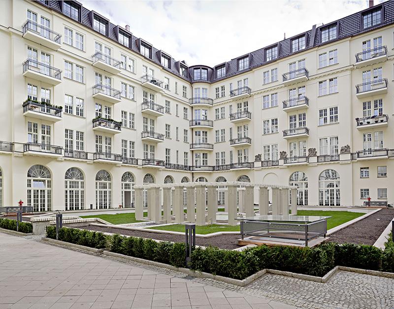 Haus Cumberland Kurfürstendamm - Ansicht
