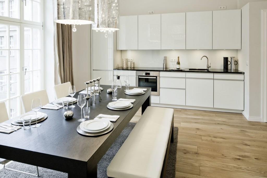 Haus Cumberland Kurfürstendamm - Küche