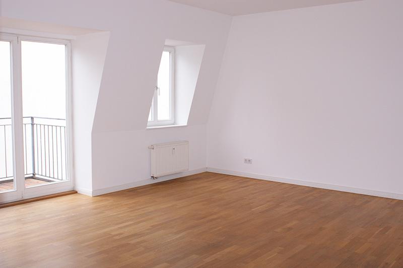 Linienstrasse Wohnzimmer