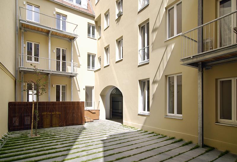 Reinhardstrasse 35 Innenansicht
