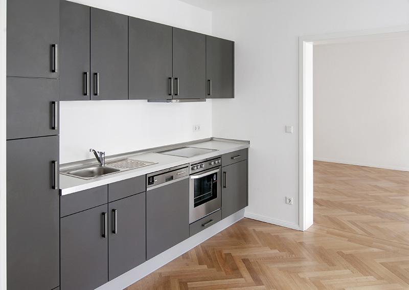 Reinhardstrasse 35 Küche