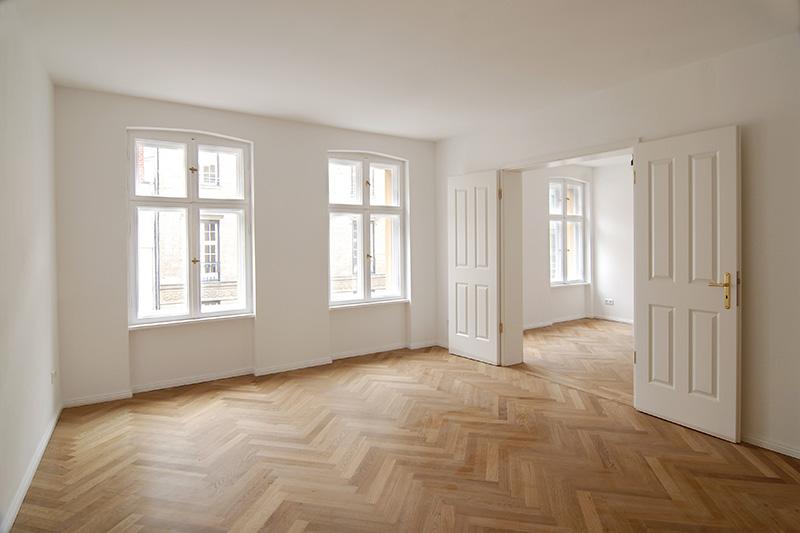 Reinhardstrasse 35 Wohnzimmer