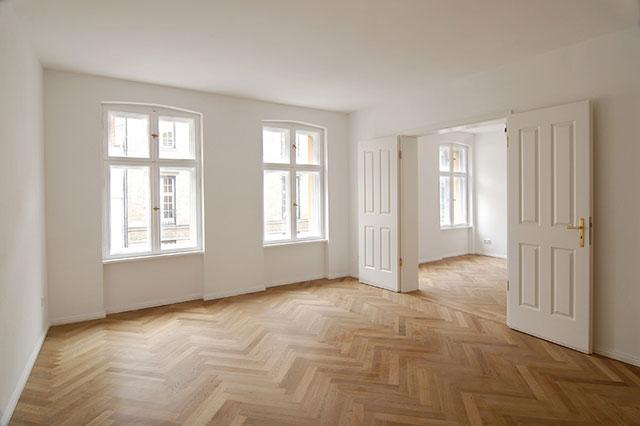 Reinhardstrasse Wohnzimmer