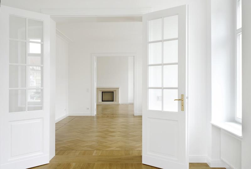 Schumannstraße 14b Wohnzimmer