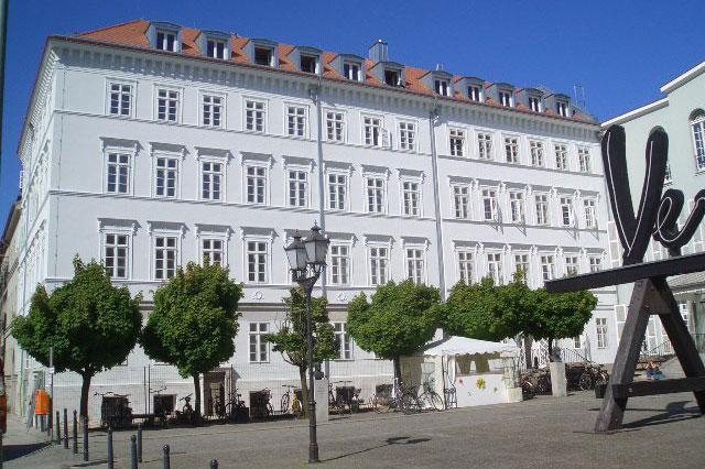 Schumannstrasse 14b Frontansicht