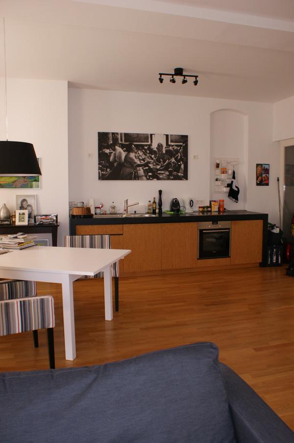 Uhlandstraße 45 Küche