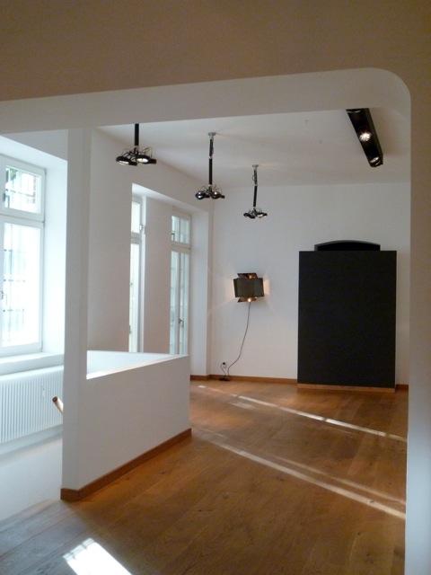 Uhlandstraße 45 Wohnzimmer