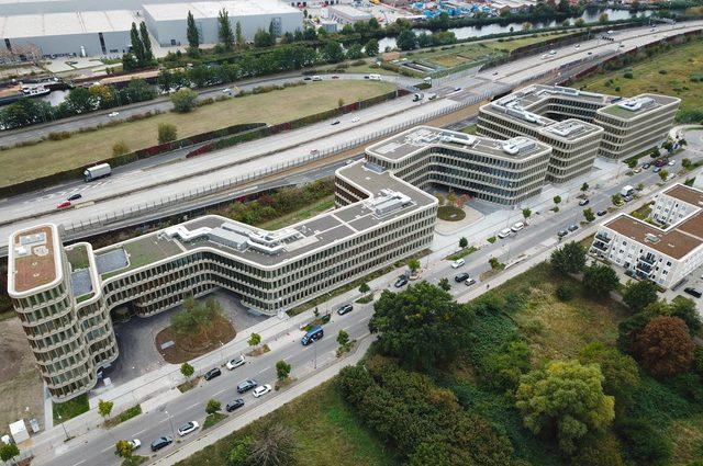 Brain Box Berlin, Eisenhutweg 108 - 128